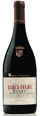 barca velha portuguese wine. One of best wines in the world