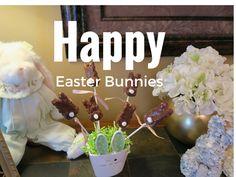 Mrs. Erica's Running Journey: Chocolate Easter Bunny Treats