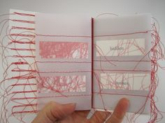 Artists' Books | fionadempster.com