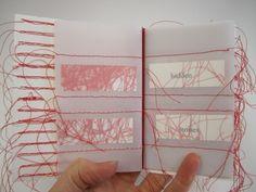 A Subversive Stitch - Fiona Dempster artists book