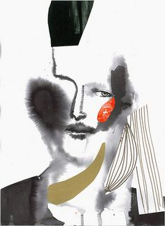 iiiinspired: ILLUSTRATION, FASHION _ cool stuff by katarzyna smoczyńska