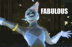 Why yes. Yes you are, Ghirahim. (The Legend of Zelda: Skyward Sword)