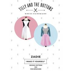 Tilly And The Buttons Zadie Dress 3