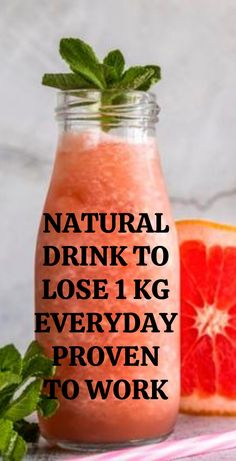 Here is a powerful natural drink to lose 1 kg every day that you can make at home using natural ingredients. This is by far, one of the best natural remedies on the planet for fast weight loss. Do not underestimate the power of this remedy because it works, and it works really well! Detox Cleanse Recipes, Natural Detox Cleanse, Detox Cleanse Drink, Healthy Cleanse, Detox Drinks, Healthy Drinks, Easy Detox, Fat Burning Smoothies, Fat Burning Drinks