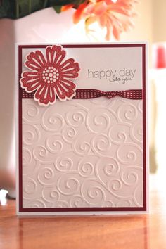 Thinking Of You Card by LovinFridayAfternoon