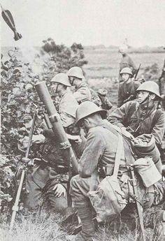 Dutch mortar team, pin by Paolo Marzioli