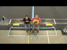 ▶ 2014 FIRST Robotics Competition - Field Tour - HP Areas - 4 of 10 - YouTube