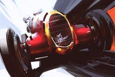 Age of Diesel — s-t-r-m:   ALFA