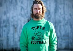 TSPTR X PEANUTS - AW2014 COLLECTION