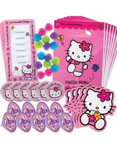 9 Great Hello Kitty Birthday Ideas Images Hello Kitty Birthday