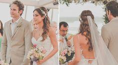 10 penteados para casamento na praia - Constance Zahn | Casamentos