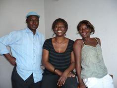 Eddy Kabeya - Monique Phoba - Clarisse Muvuba