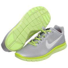 Nike - Free Advantage (Pure Platinum/Liquid Lime/Cyber/White) - Footwear www.grabevery.com