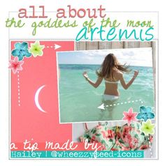 """""""&&✩; all about the goddess of the moon 