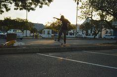 Golden Hour. // #throwbackthursday  @cornerstoneskateshop #csskateteam @vans_za #vanssouthafrica