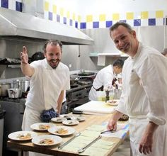 World-Class Gastronomy: Chef Benito Molina and Chef Drew Deckman