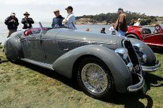 Alfa Romeo 8C 2900 B Touring Spider 1938 1
