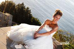 Smile estudio fotografos boda White Dress, Dresses, Fashion, Wedding Pictures, Studio, White Dress Outfit, Gowns, Moda, La Mode