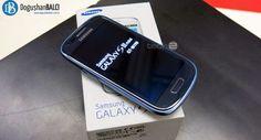 Samsung Galaxy S4 Mini Türkiye'de Yerini Aldı