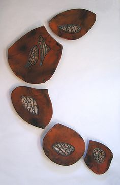 Stone+Soup by Jan+Jacque: Ceramic+Wall+Sculpture available at www.artfulhome.com