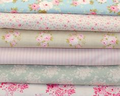 CHOOSE YOUR OWN  Tilda Fabric Sweet Sixteenth by LovetoSewUK, $12.50