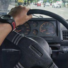 ...Just ride nothing else #jimny #katana #makassar #indonesia