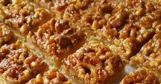 Deze walnotenplaatkoek maak ik eigenlijk al jaren en is steeds een succes. Als je van karamel en noten houdt, moet jij deze koekjes ook...