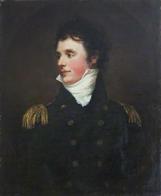 Captain Thomas Massingberd (b.1763), RN by James Northcote, Date painted: 1787, Oil on canvas, 75 x 62.5 cm, Collection: National Trust - Gift from Sir Archibald and Lady Montgomery-Massingberd as part of the Gunby Hall Collection, 1944