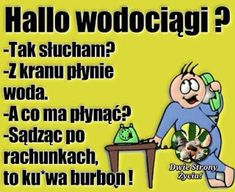"Wodociągi - Wodociągi "" Wodociągi The Effective Pictures We Offer You About spring trends A quality pictur - Life Humor, Man Humor, Weekend Humor, Killer Abs, Motto, Memes, Funny Pictures, Lol, Education"