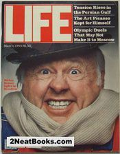 ife Magazine March 1980 : Cover - Mickey Rooney lights up Broadway - great article and photos.
