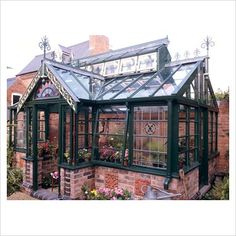 Another beautiful greenhouse.