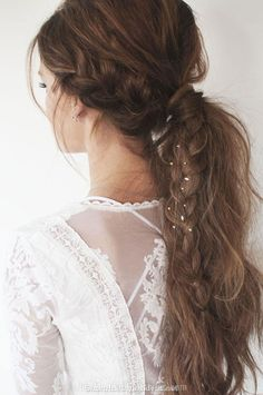 nice Sport the Hottest New Look for your Long, Luscious Locks //  #Hairstyle…