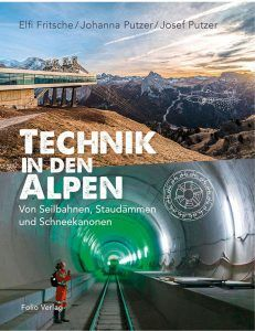 Technik in den Alpen ©Folio Fantasy Books, Comic Books, Comics, Movie Posters, Cartoons, Manga, Products, Photos, Hydroelectric Power