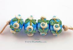 $20 Precious in Blue Rosebud Set