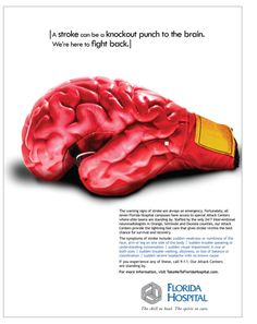 BPD Advertising-Florida Hospital  #print #advertising