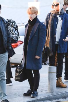 BTS Airport Fashion Jimin ♥