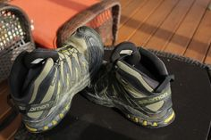 Salomon XA Pro 3D Mid GTX Review  A Durable Pair of Hiking Boots?