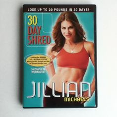 30 Day Shred (why I like it)    www.the-red-kitchen.com