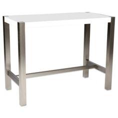Sanfrid Godvin Table Ikea Stainless Steel Strong