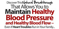 Secret Truth About Blood Pressure Cure That Changes Everything! - Health Facts Report