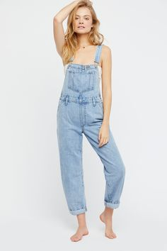 b7bedc426b4 Shop our Baggy Denim Overall at FreePeople.com. Share style pics with FP Me