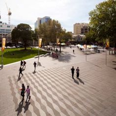 Centenary Square by JMD