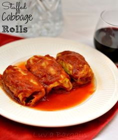 Looking for a new delicious dinner idea, stuffed cabbage rolls are an old-fashioned comfort food that everyone will absolutely love.