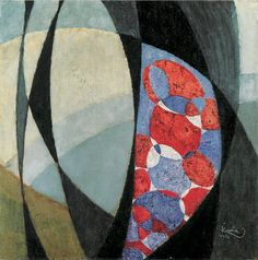 Study for amorphic, František Kupka