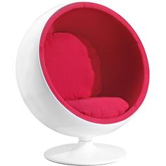 Mib Swivel Chair, Red - $999.00