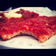 @foodtoeat - Can't get enough PIzza from Valducci's #NYC