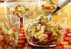 Grilled Corn Salad | RecipeLion.com