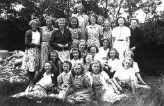 Gereformeerde Meisjes Vereniging jaren '50