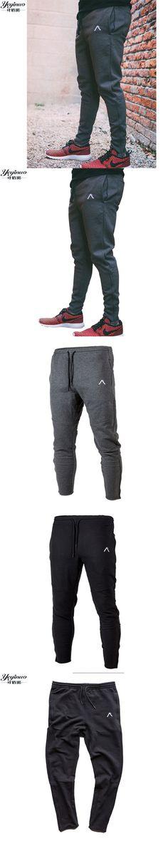 YEYINUO Fashion brand 2017 New Sweatpants Harem Pants Men Joggers Slim Fit Skinny Men's Hip Hop Swag Clothes High Street