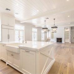 Modern Home Decor Kitchen Home Decor Kitchen, Home Kitchens, Kitchen Design, Home Design Decor, House Design, Interior Design, Kitchen Trends 2018, Minimal Home, Kitchen Models